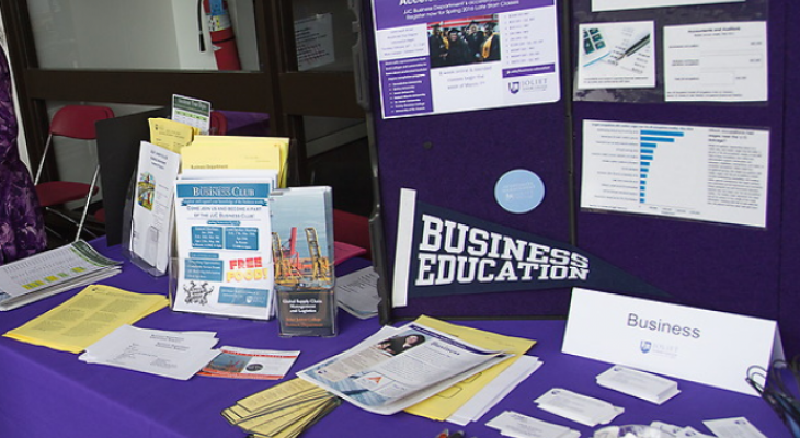 Business Education table