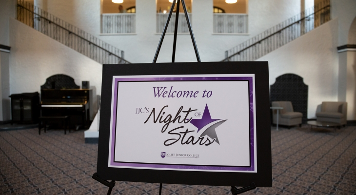 Night of Stars sign 2018