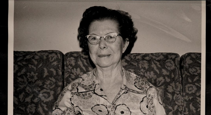 Ada Orbesen, one of the interviewees